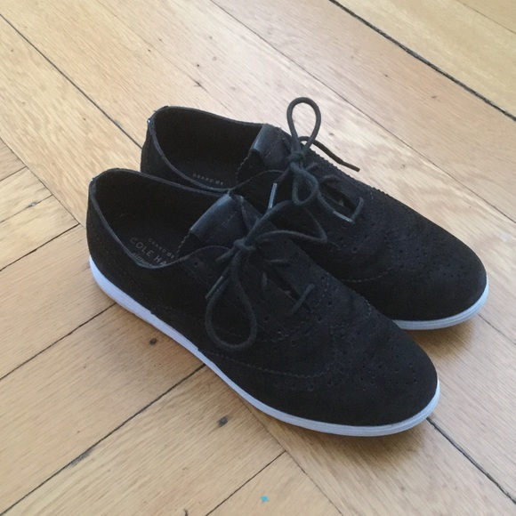 Cole Haan Womens Grand Tour Oxford